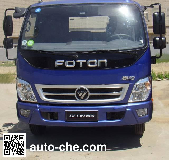 Foton BJ5099XXY-A2 box van truck