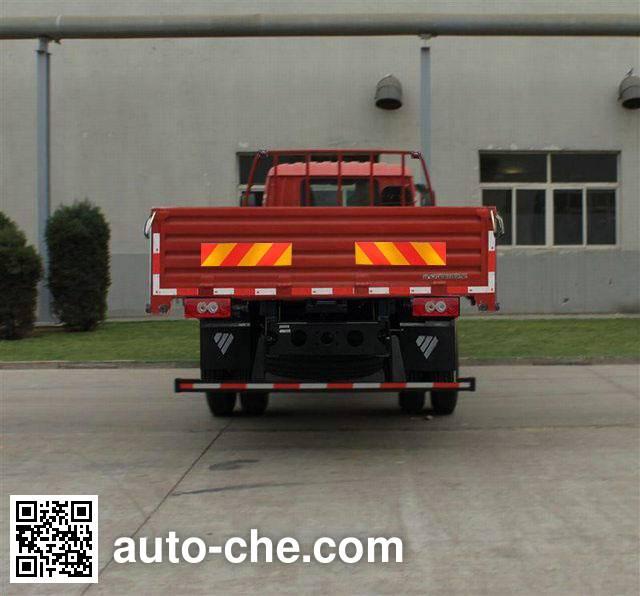 Foton BJ1139VJPFK-AA cargo truck