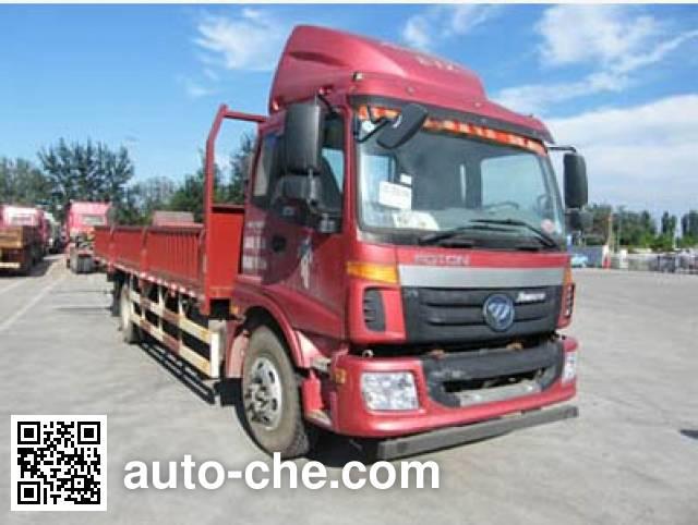 Foton Auman BJ1163VKPEG-FA cargo truck