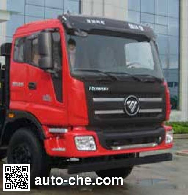 Foton BJ5163CCY-3 stake truck