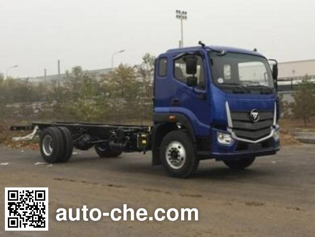 Foton BJ5166XXY-A4 van truck chassis