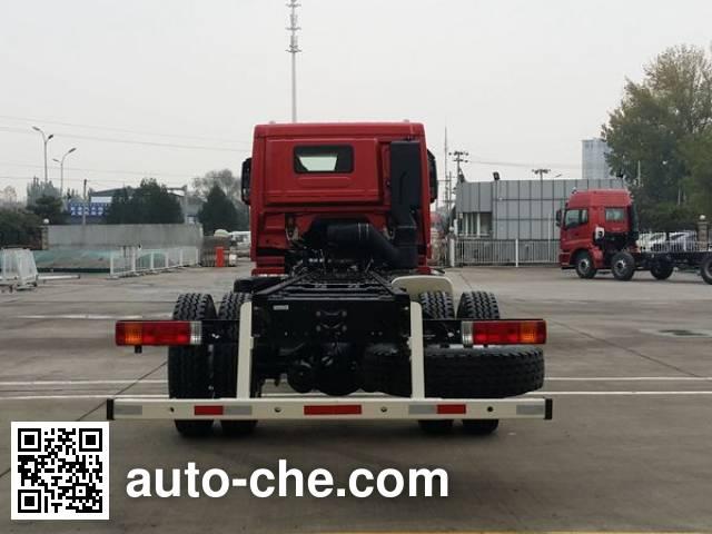 欧曼牌BJ1209VKPKP-AA载货汽车底盘