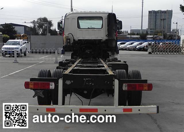 欧曼牌BJ1213DLPKH-AA载货汽车底盘