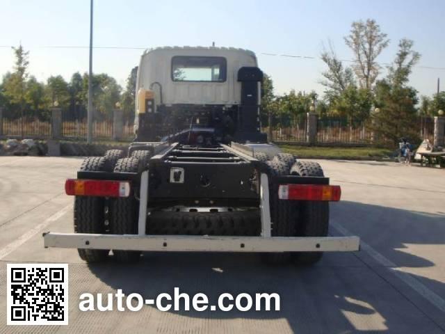 欧曼牌BJ1252VMPHE-AB载货汽车底盘