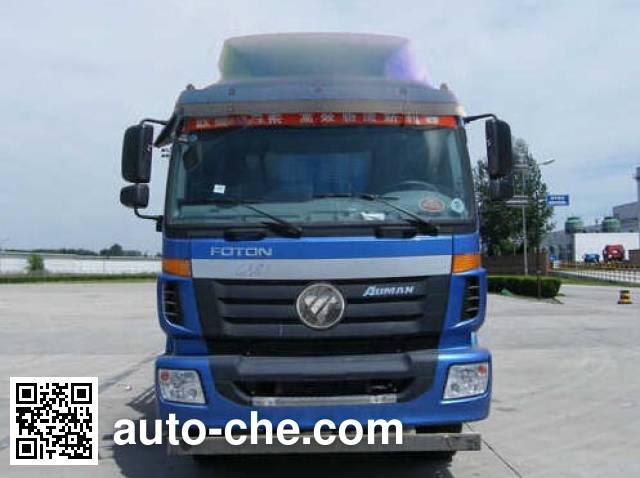 欧曼牌BJ1252VMPHE-AA载货汽车底盘