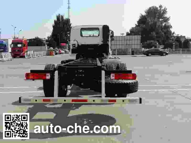 欧曼牌BJ1252VMPHH-AB载货汽车底盘