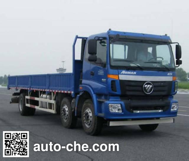 Foton Auman BJ1252VMPHH-AB cargo truck