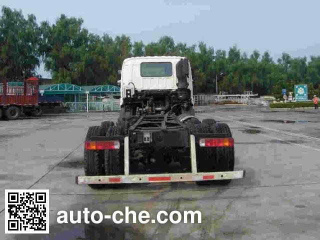 欧曼牌BJ1253VMPCE-XA载货汽车底盘
