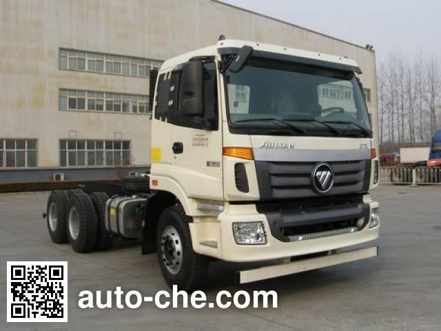 Foton Auman BJ1253VMPHB-XA truck chassis