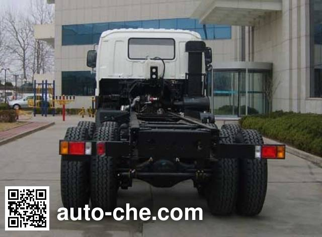 福田牌BJ1255VLPKE-1载货汽车底盘