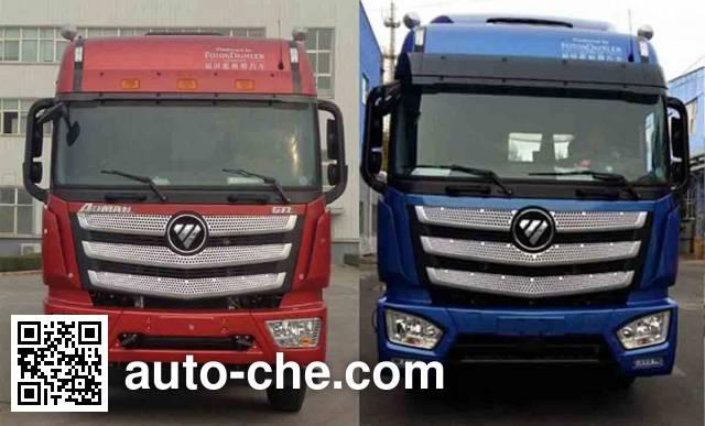 Foton Auman BJ1259VMPKP-AA cargo truck