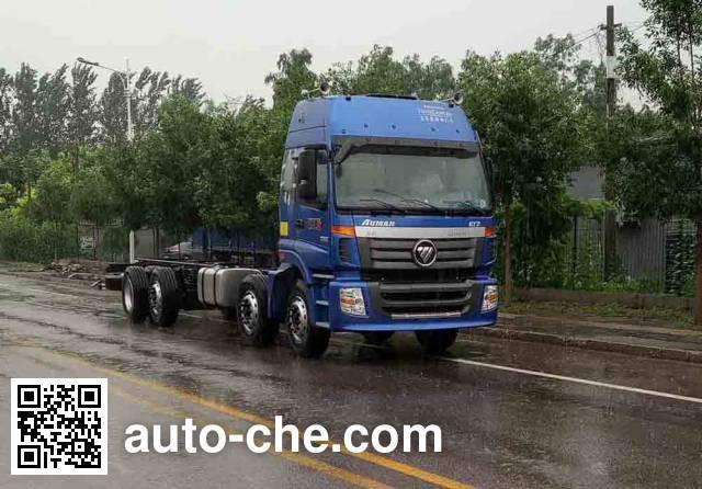 欧曼牌BJ1313VPPKJ-AA载货汽车底盘