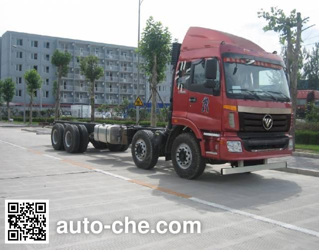 欧曼牌BJ1313VPPKJ-XB载货汽车底盘