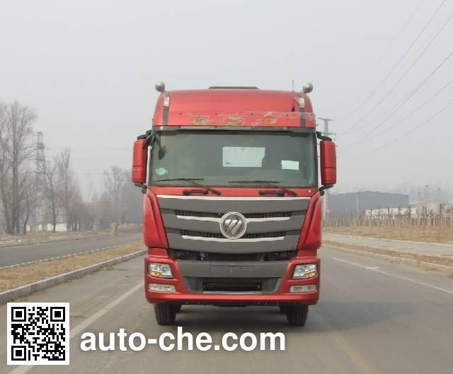 欧曼牌BJ1319VNPKJ-XA载货汽车底盘
