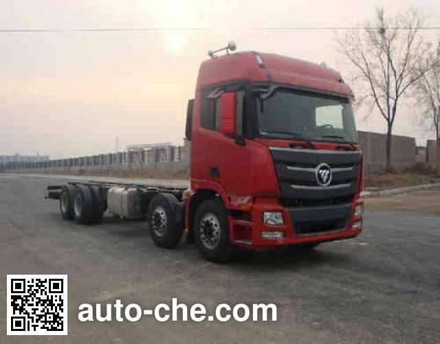 Foton Auman BJ1319VNPKJ-AB truck chassis