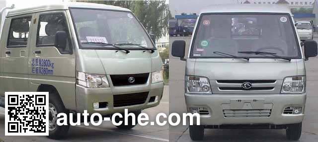 BAIC BAW BJ1615W1 low-speed vehicle