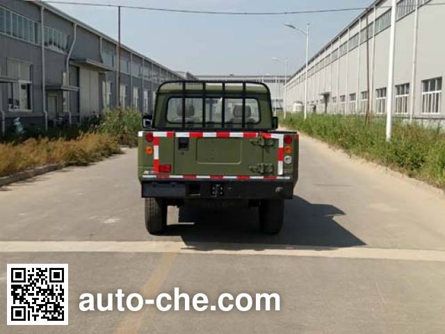 BAIC BAW BJ2034HHT31 пикап для тяжелых дорожных условий
