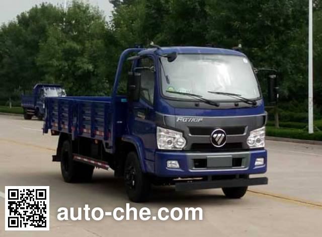 福田牌BJ3043D9JDA-FB自卸汽车