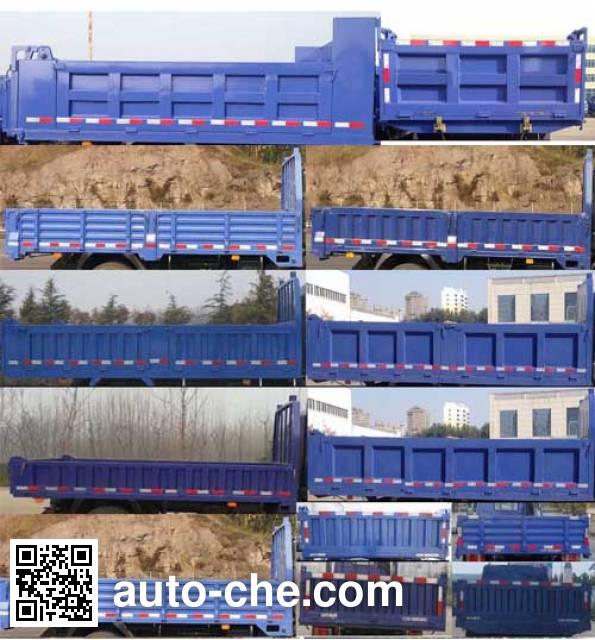 Foton BJ2045Y7PEA-4 off-road truck