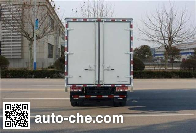 Foton BJ2046Y7JBS-A3 cross-country box van truck
