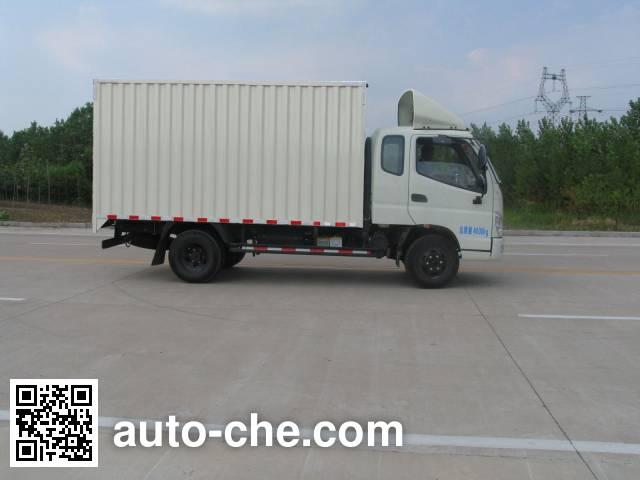 Foton BJ2049Y7JDS-FG cross-country box van truck