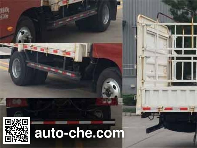 Foton BJ2049Y7JES-AC off-road stake truck