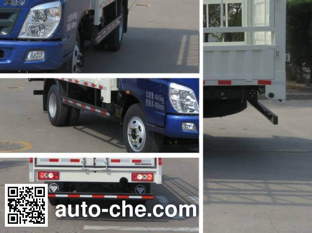Foton BJ2049Y7JES-FC off-road stake truck