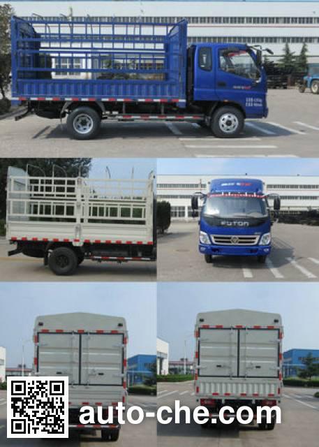 Foton BJ2049Y7JES-FD off-road stake truck