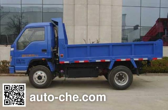 BAIC BAW BJ2810D17 low-speed dump truck