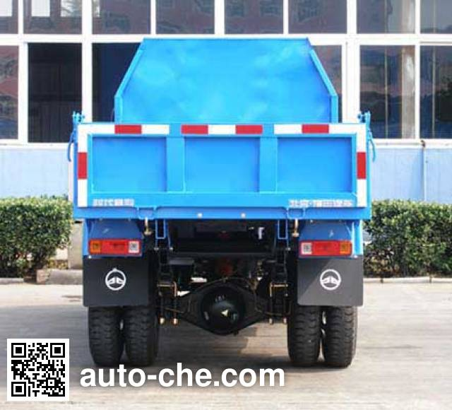 BAIC BAW BJ2810DA low-speed dump truck