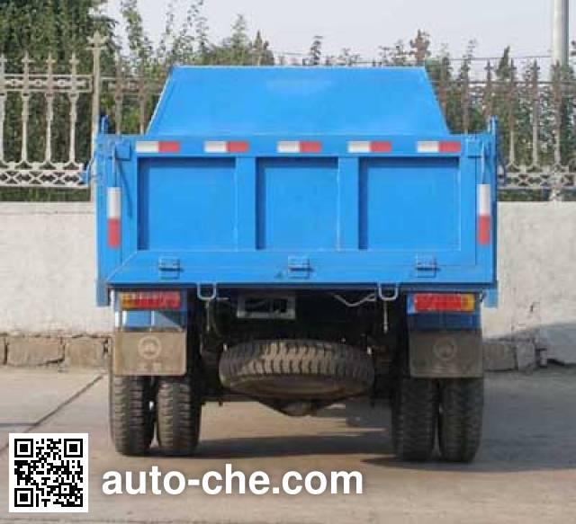 北京牌BJ2810PD11A自卸低速货车