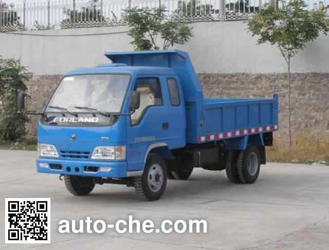 BAIC BAW BJ2810PD11A low-speed dump truck
