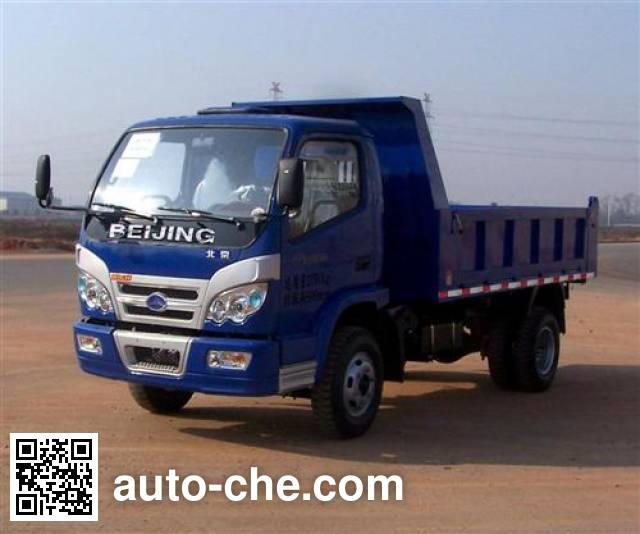 北京牌BJ4010PD20自卸低速货车
