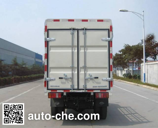 BAIC BAW BJ2810WCS10 low-speed stake truck