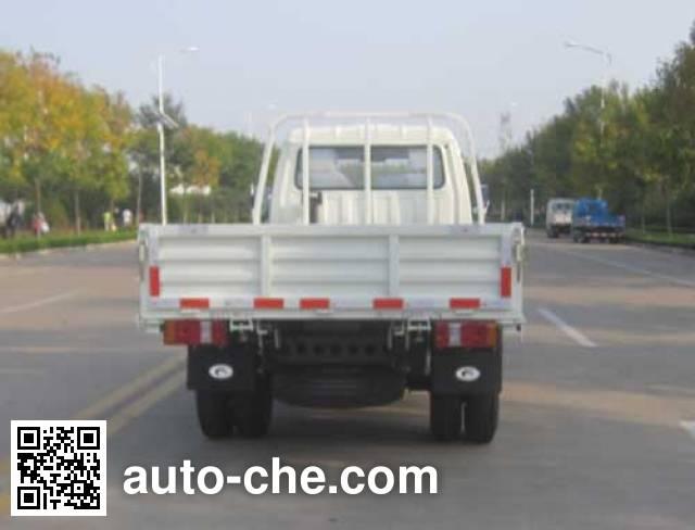 BAIC BAW BJ2815D10 low-speed dump truck