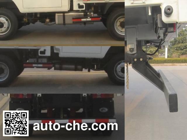 BAIC BAW BJ2820WD2 low-speed dump truck