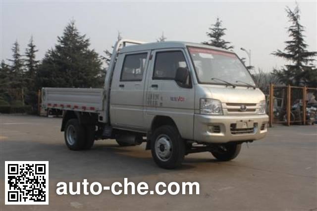 福田牌BJ3030D3AV4-AD自卸汽车