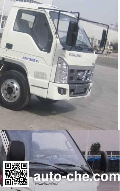 Foton BJ3035D3PBA-2 dump truck