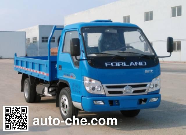 Foton BJ3036D3JB4-F1 dump truck