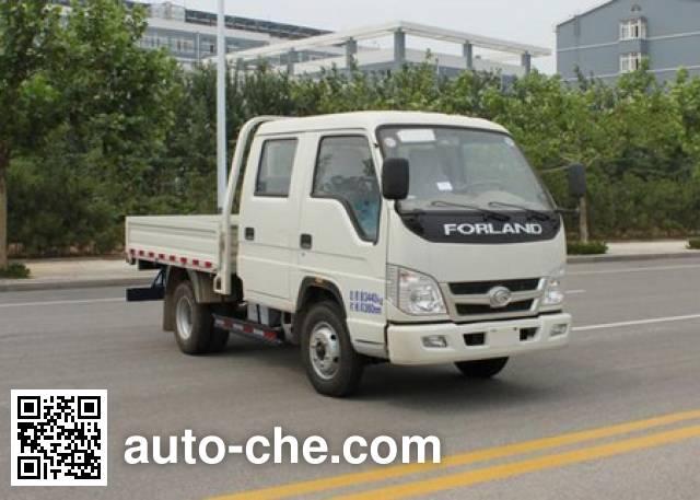 福田牌BJ3042D9AB5-FA自卸汽车