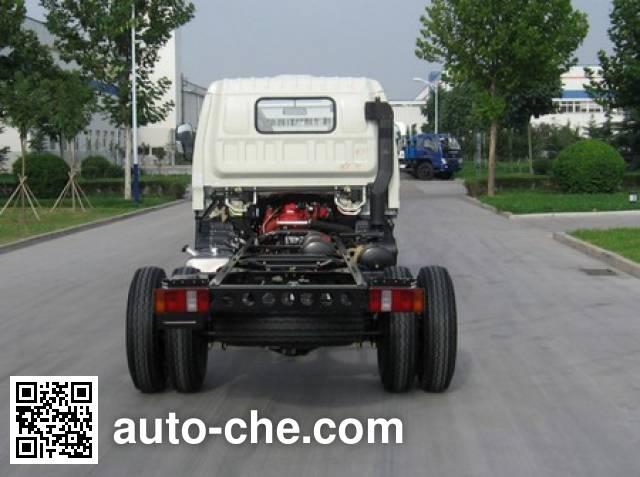 Foton BJ3042D9JB3-FA dump truck chassis
