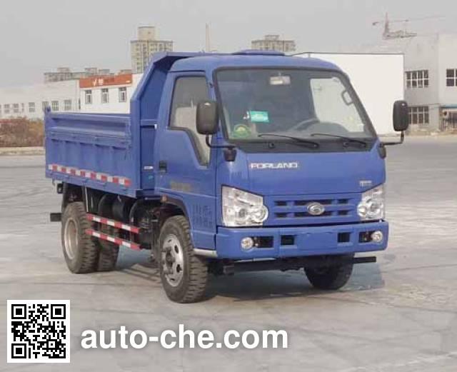 Foton BJ3042D9JBA-FA dump truck