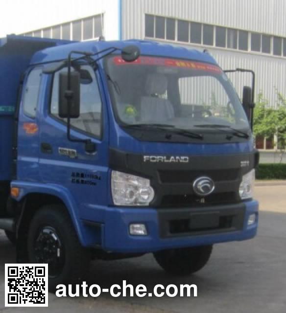 福田牌BJ3102DDPFA-G1自卸汽车