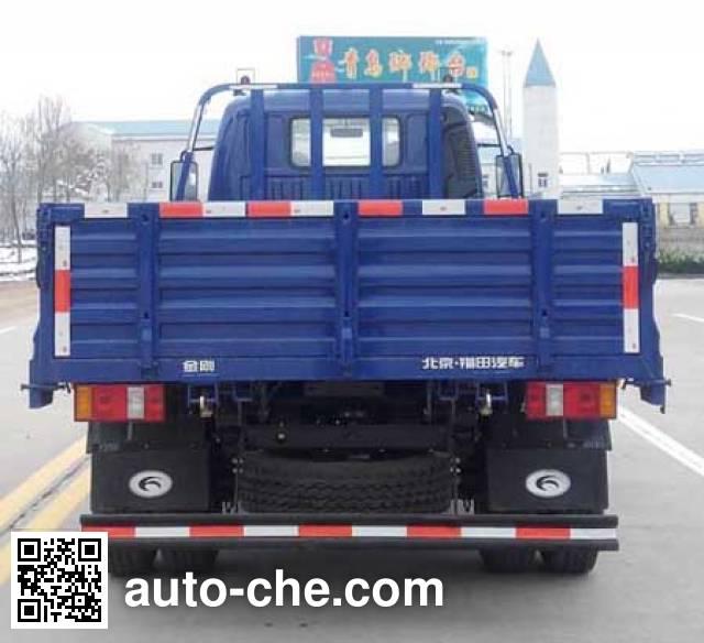 Foton BJ3043D8JDA-FA dump truck