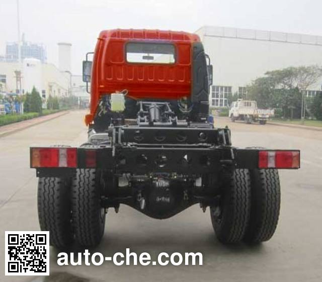 Foton BJ3043D9JBA-FA dump truck chassis