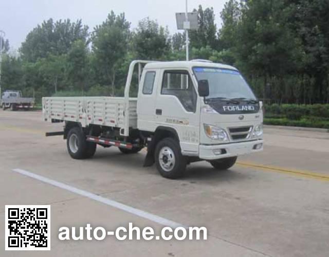 Foton BJ3045D8PBA-4 dump truck