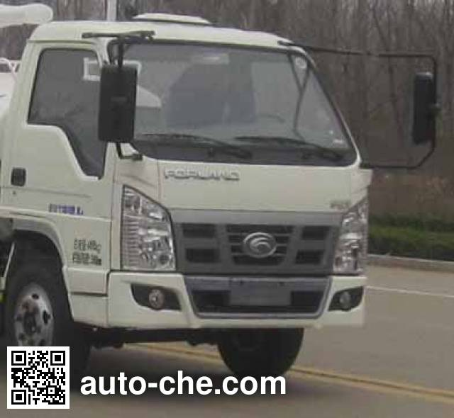 福田牌BJ3045D9JBA-1自卸汽车