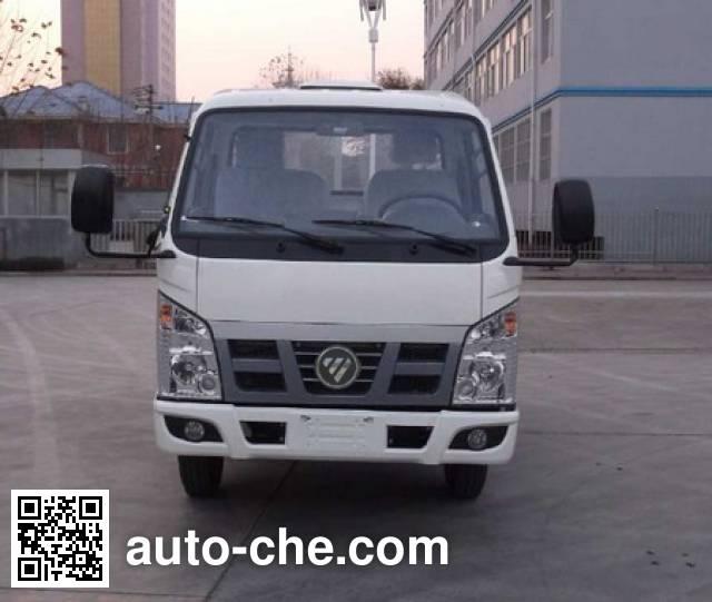 Foton BJ3046D9JBA-FC dump truck chassis