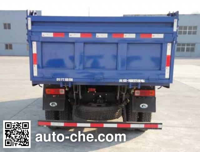 Foton BJ3046D9PBA-FB dump truck