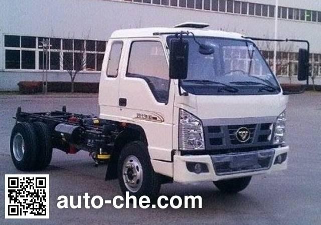 Foton BJ3046D9PBA-FC dump truck chassis